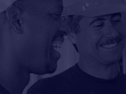 engineers laughing