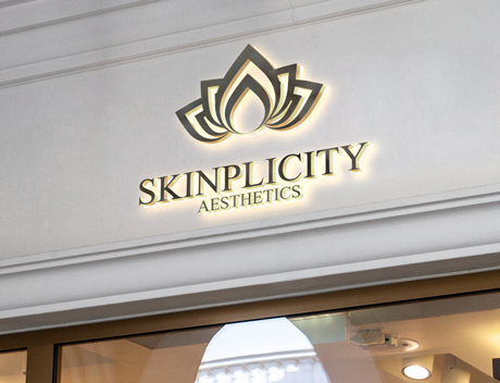 Skinplicity Sign