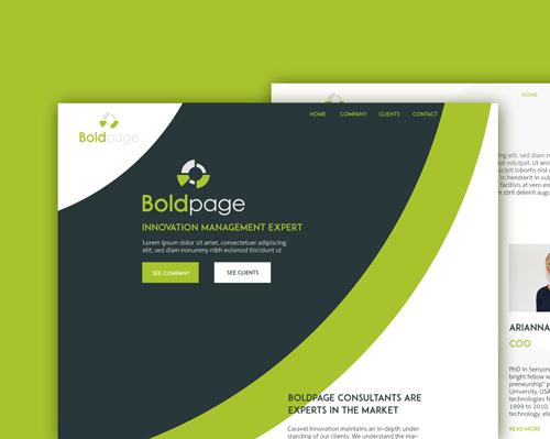 BoldPage thumbnail